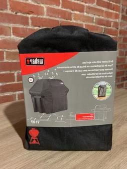 Weber Grill Cover with Storage Bag for Genesis 300 series ga