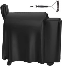 Grill Cover Zipper Waterproof for Traeger 34/Pro 780 Series