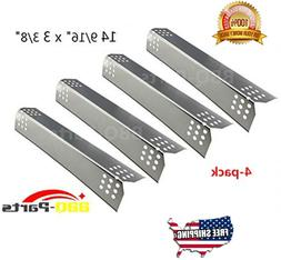 Grill Master Heat Plates Stainless Steel Flavorizer Bars Bur