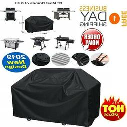 Heavy Duty Barbeque Grill Cover 58 Inch For Charbroil Weber