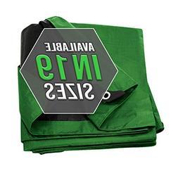 Trademark Supplies Heavy Duty Thick Material Waterproof Tarp