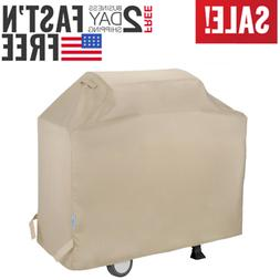 SunPatio Heavy Duty Waterproof Barbecue Gas Grill Cover, 55-
