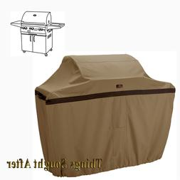 """Classic Accessories Hickory Grill Cover, Up to 64"""" Wide, Lar"""