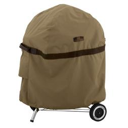 Classic Accessories Hickory Kettle BBQ Cover, Tan
