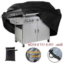 Home Garden Outdoor Extra Large BBQ Cover Duty Waterproof Ra