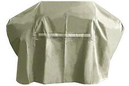 iCOVER Grill Cover- 65 Inch 600D Heavy-Duty Water Proof Pati