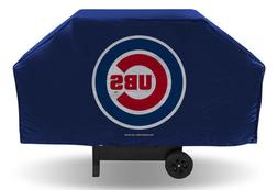 Rico Industries Chicago Cubs MLB Barbeque Grill Cover