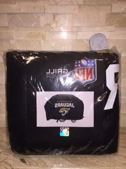Rico Industries Jacksonville Jaguars NFL Deluxe Grill Cover