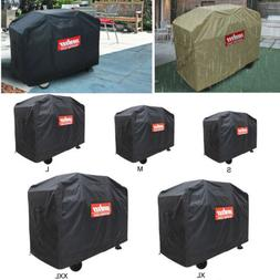 IP65 Weber Grill Cover w/ Storage Bag Universal for Genesis