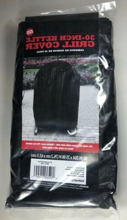 """Brand New 30 Inch Kettle Grill Cover PVC FREE SHIPPING 30"""" x"""