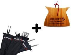 FEROS KIT -  Mini Safer Scraper + 4 Tool Covers