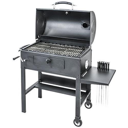 1 kabob charcoal grill