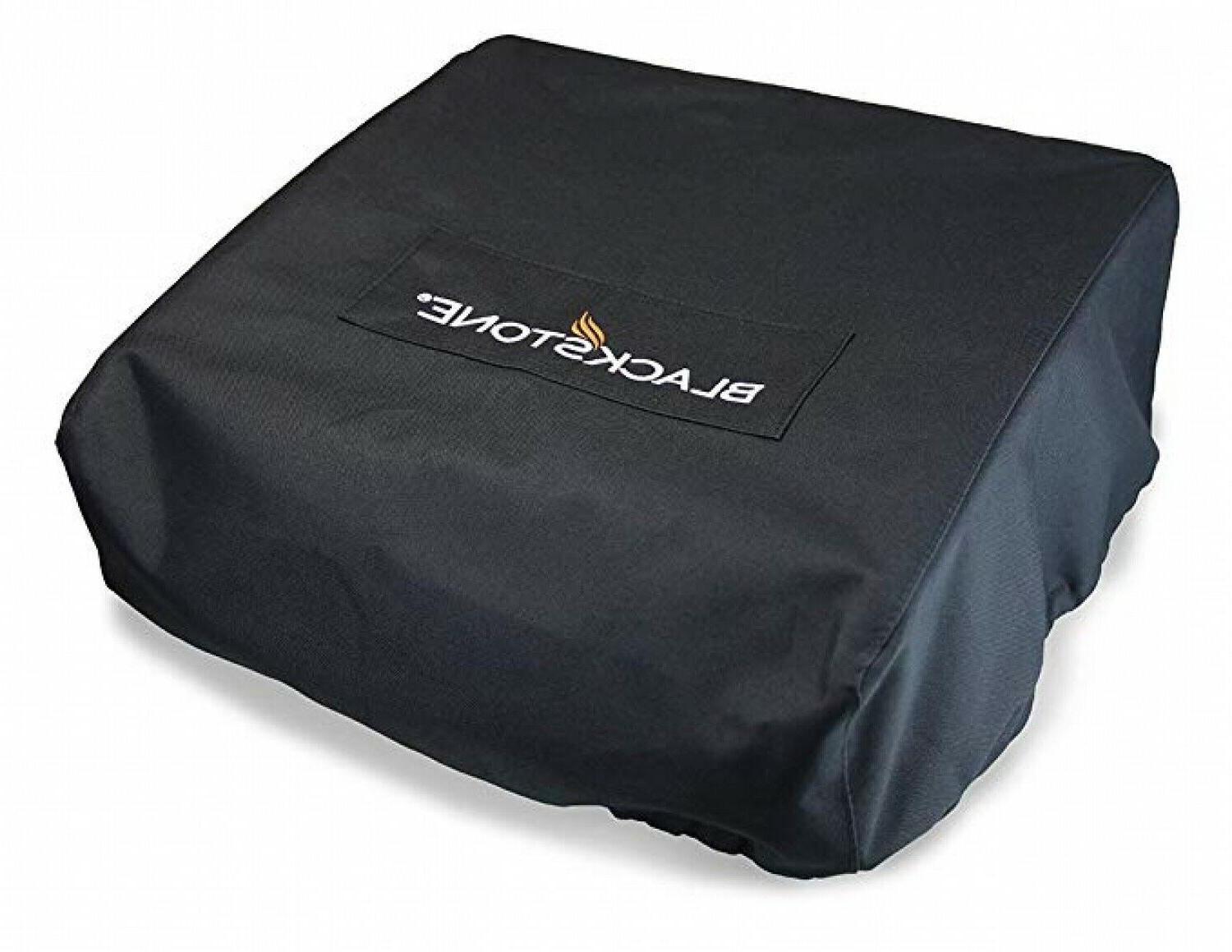 17 inch griddle cover table top carry