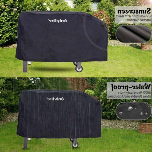 """Onlyfire 28inch UV Grill Cover 28"""" Griddle Cover"""