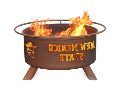 31 college fire pit