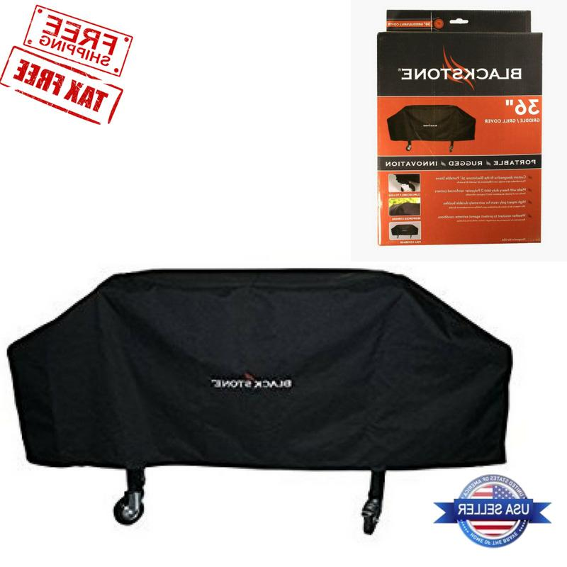 """36"""" Grill Griddle Cover Blackstone Accessory Heavy Duty Weat"""
