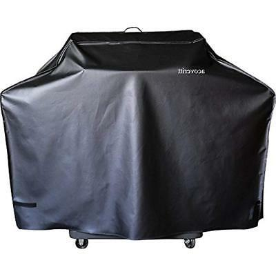 """66-inch 66"""" X 23"""" X 45"""" Heavy Duty Gas Grill Cover Fits Webe"""