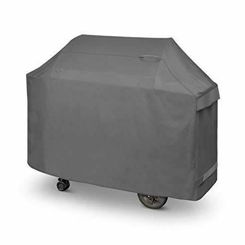 55 inch grey grill cover outdoor heavy