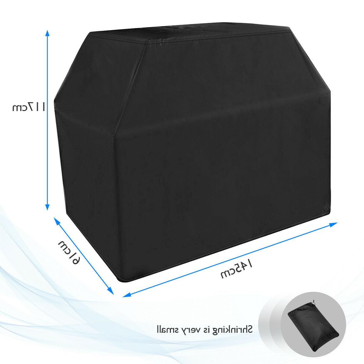 "BBQ Gas Cover 57"" Barbecue Heavy Duty Protection"