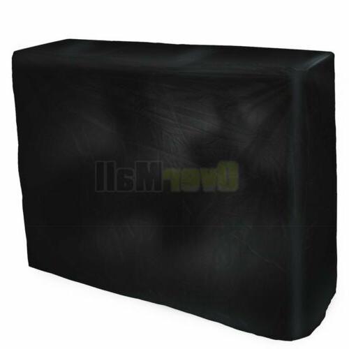 """58"""" 64"""" 72"""" BBQ Black Cover Waterproof Heavy Duty"""