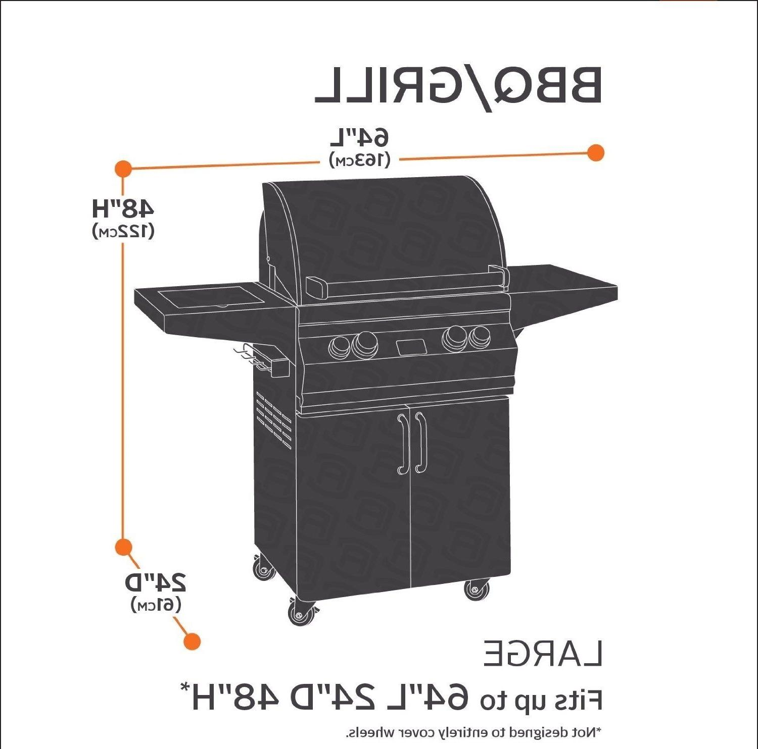 """BBQ 58"""" Barbecue Heavy Outdoor Weber"""