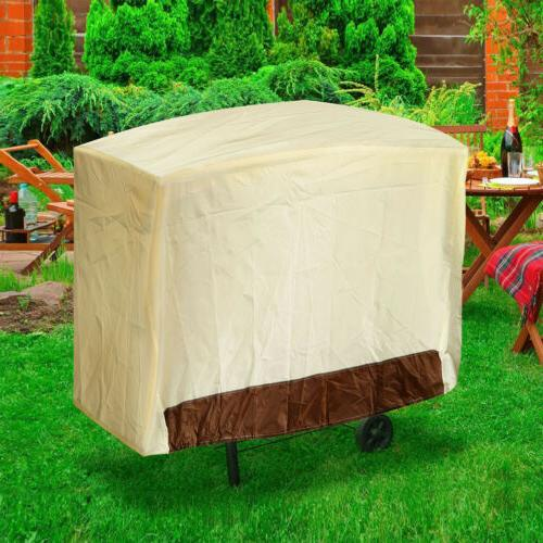 "US BBQ Grill Cover Barbecue Waterproof 64"" 70"""