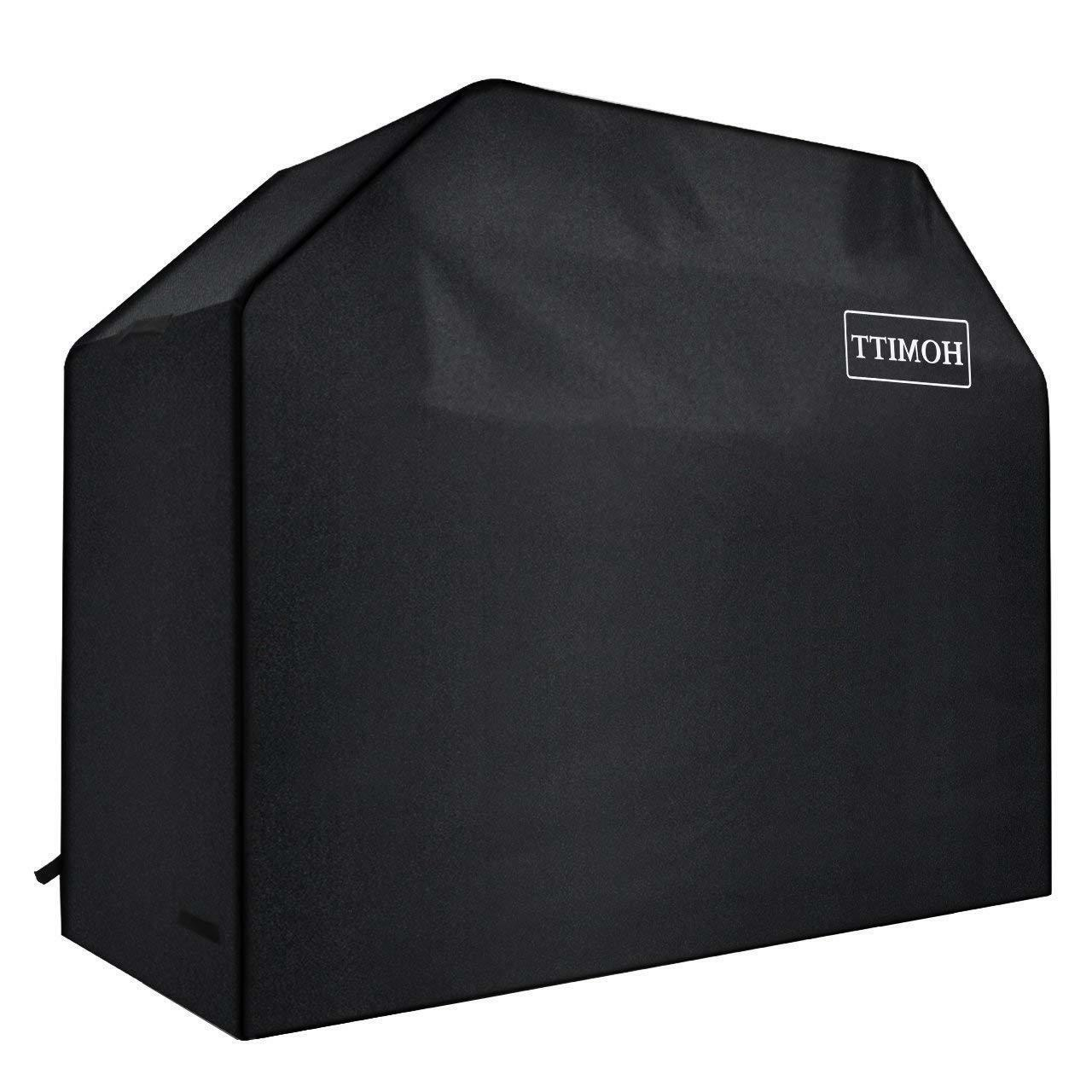 Gas Grill Cover BBQ Homitt Waterproof Heavy Duty Outdoor for