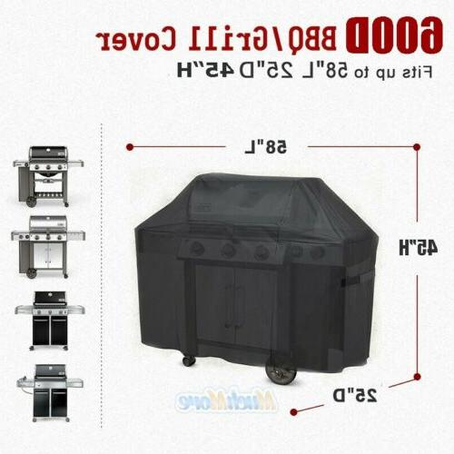"""58"""" Waterproof Gas Grill for Weber 300 series"""