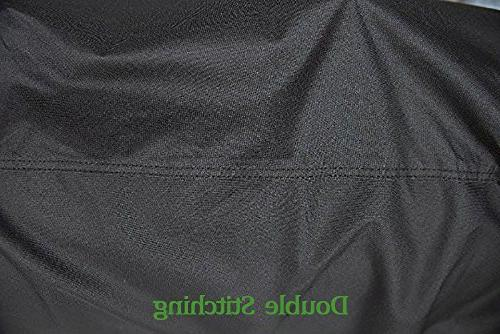 iCOVER-Grill-Cover- Inch Resistant 600D Proof BBQ Grill Cover for Char-Broil and JennAir, G21604