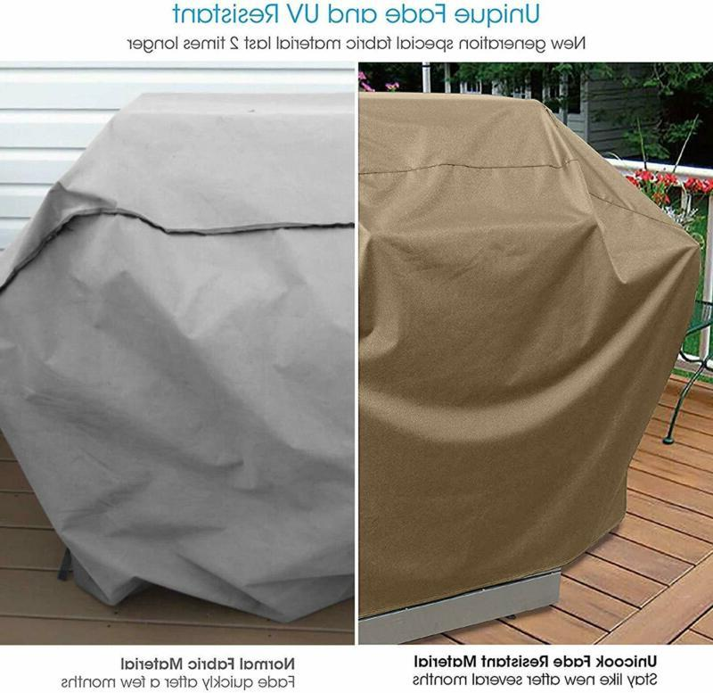 """65"""" Grill Cover For 4-5 Gas Grills"""