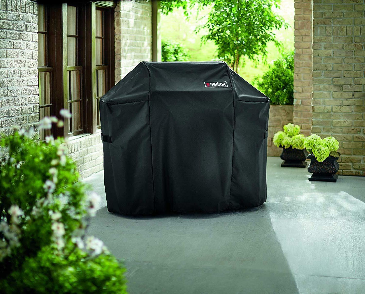 Weber 7106 Cover Black Storage Spirit 220 and Series Gas Grill