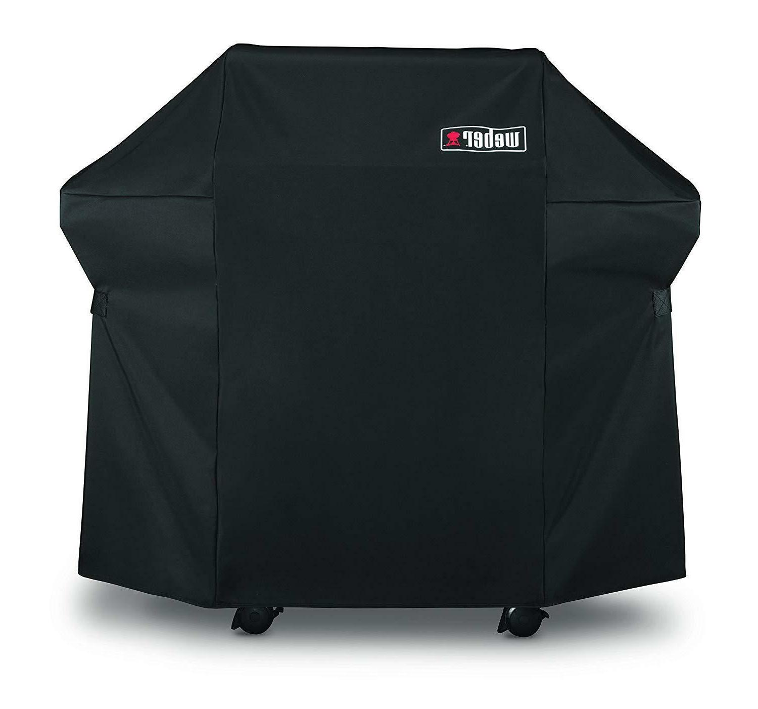 Weber 7106 Grill Black Storage For Spirit and
