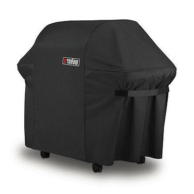 Weber 7107 Cover With Black For 300 Gas