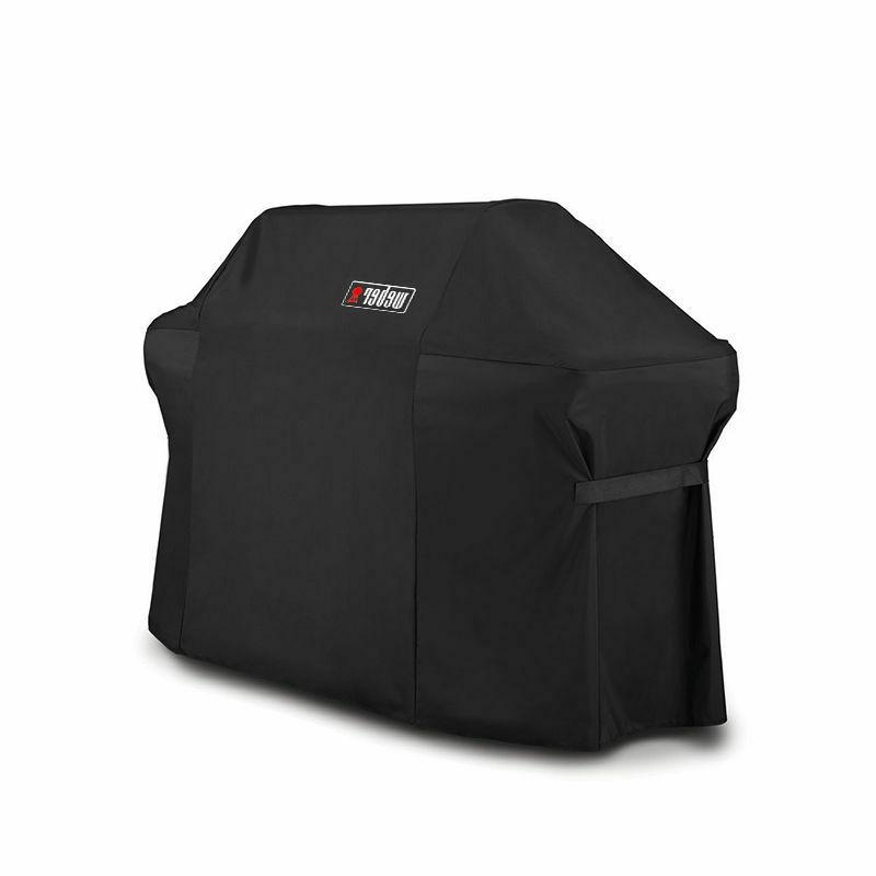 Weber With Black For Summit 600-Series Gas Grills
