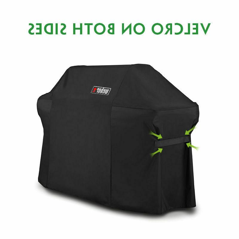 Weber Cover With Storage For Summit Gas Grills