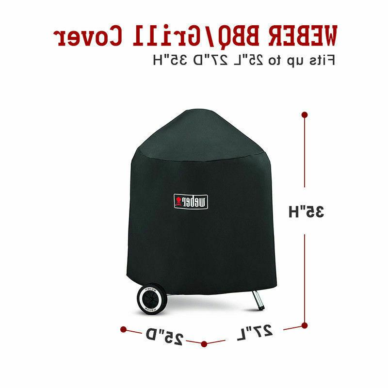 7149 black grill cover with storage bag