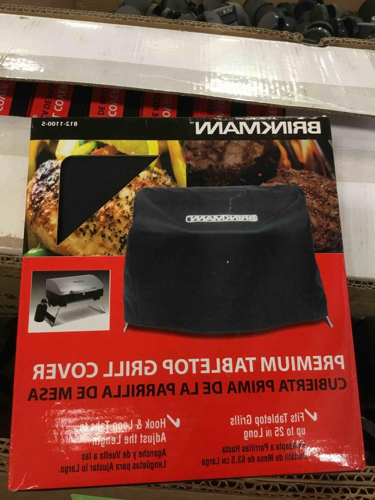 Brinkmann Table Gas BBQ Outdoor in Box