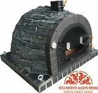 AMAZING CLAY WOOD FIRED OUTDOOR GARDEN PIZZA OVEN 100x100 BL