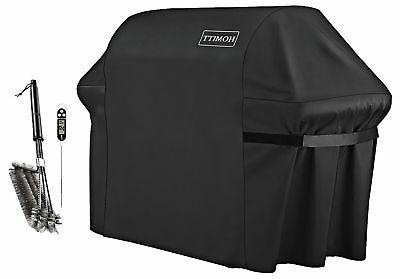 Homitt 7107 Grill Cover Kit, 44in X 60in Heavy Duty Waterpro