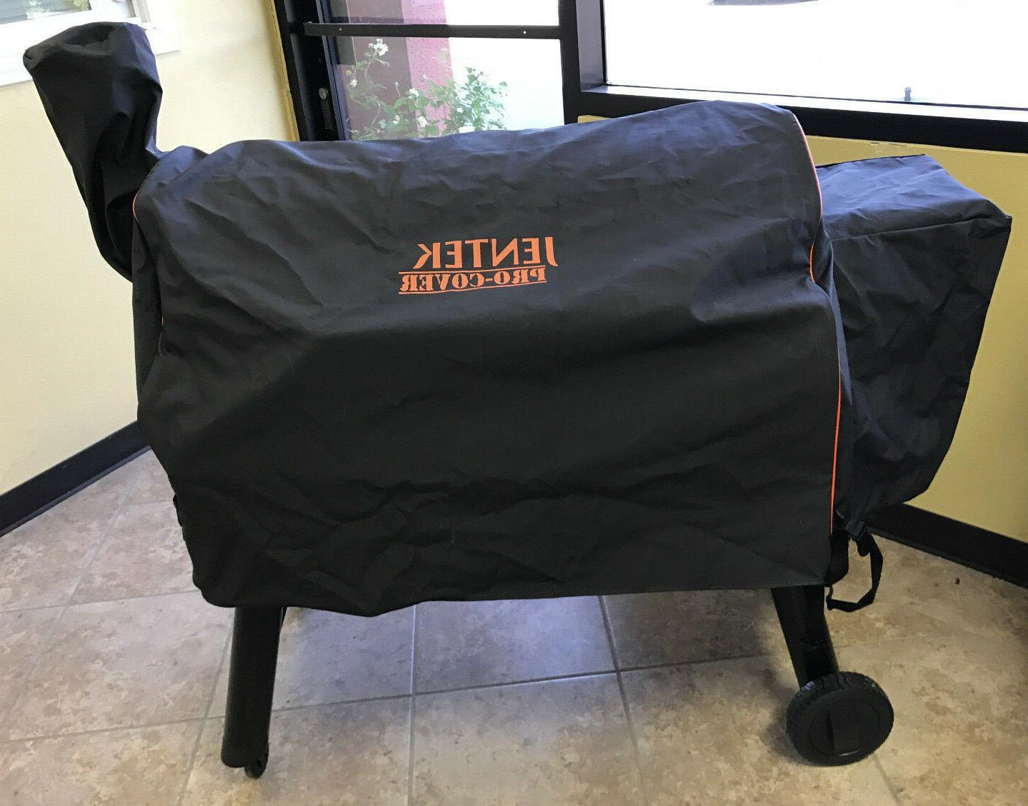 Jentek Replacement Grill Cover For Traeger Texas Pellet gril