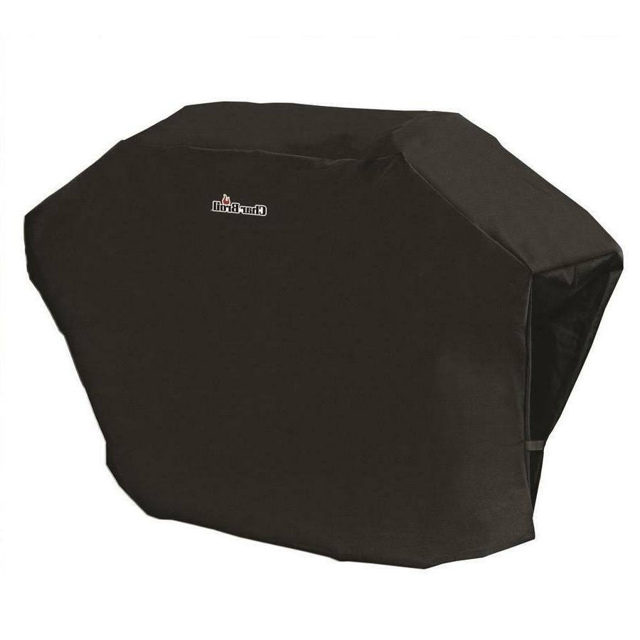 """NEW Char-Broil Rip Stop 65"""" Grill Cover 9049198 - Free Prior"""