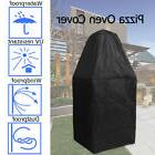 Outdoor Pizza Oven Cover Charcoal Fired Bread Oven Smoker BB