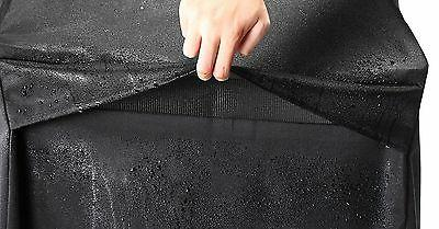Unicook Premium Heavy Duty Barbecue Grill Cover 60-inch Easy Lifting Handles ...