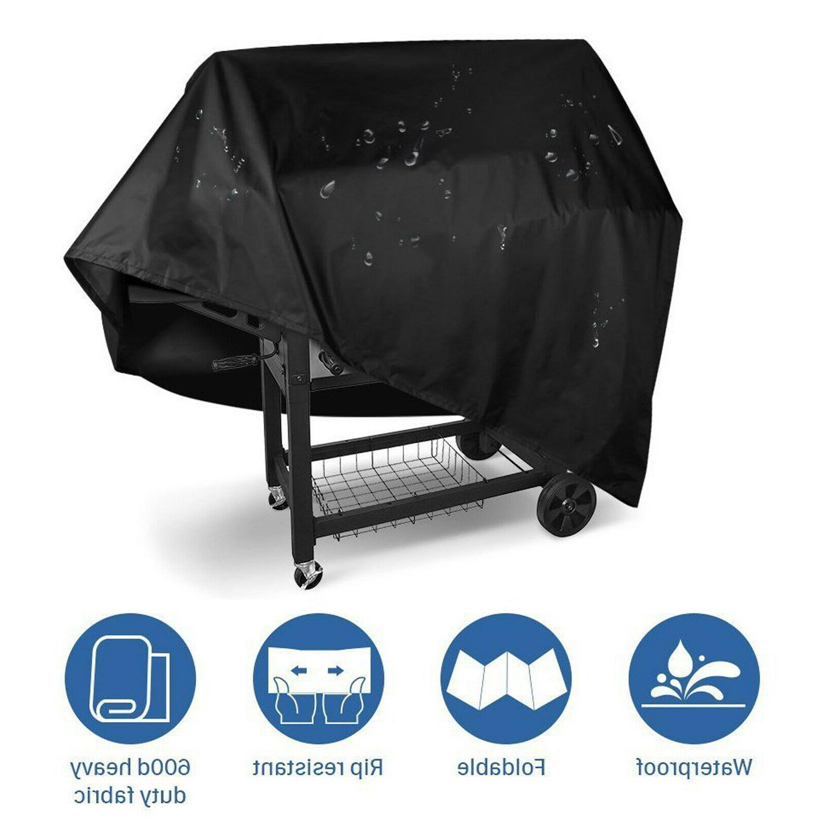 Barbeque Grill Heavy Duty Waterproof Resistant -