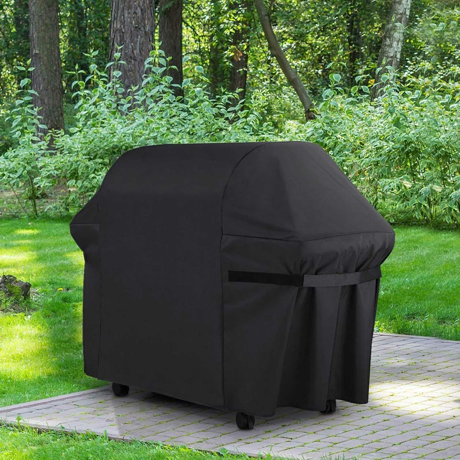 barbeque grill cover heavy duty waterproof