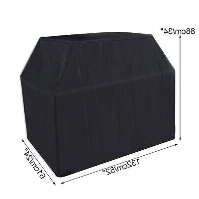 BBQ Cover Inch Barbecue Duty Protection Waterproof