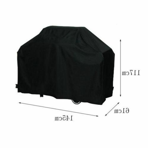 "BBQ Cover 57"" Barbecue Heavy Duty Protection NEW"