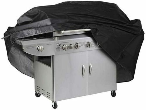 """BBQ Gas Grill Cover 65"""" Barbecue Waterproof Heavy Duty Rain"""