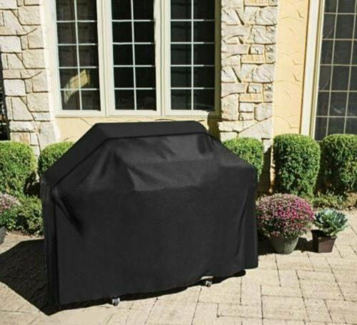 BBQ Cover Gas Barbecue UV Duty Protection Waterproof Outdoor US