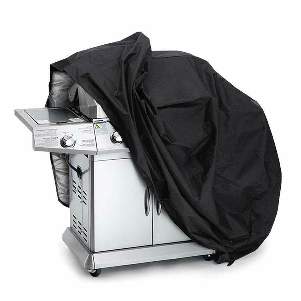 BBQ Cover Barbecue Gas Weber Charbroil Charcoal Brinkmann
